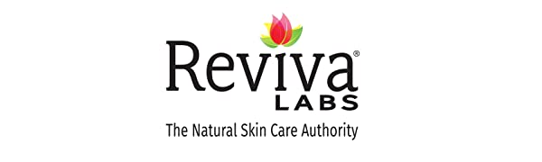 reviva labs natural skin care line no parabens cruelty free made in the USA anti aging cleanse