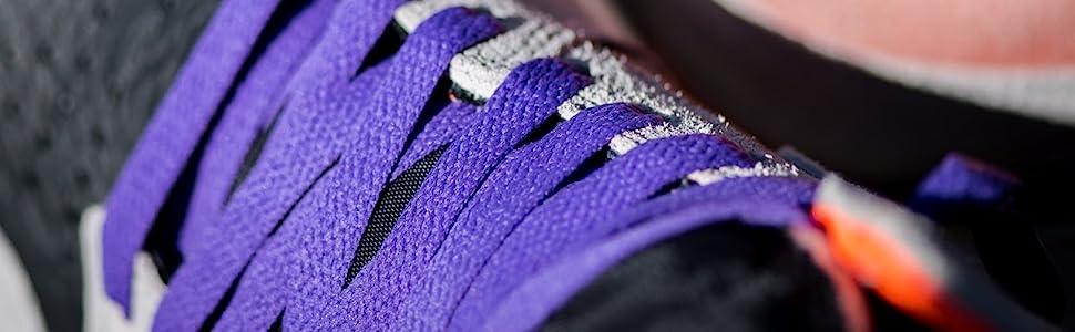 cotton shoe laces