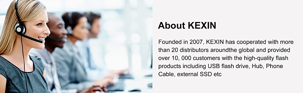 ABOUT KEXIN