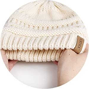 baby pom hat