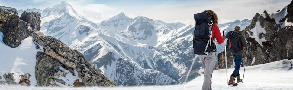 Men's windproof /snowproof /waterproof ski jacket or mountain jacket