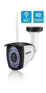 1080P Outdoor WiFi Security Camera