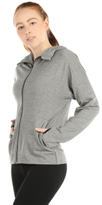 workout hoodie for women