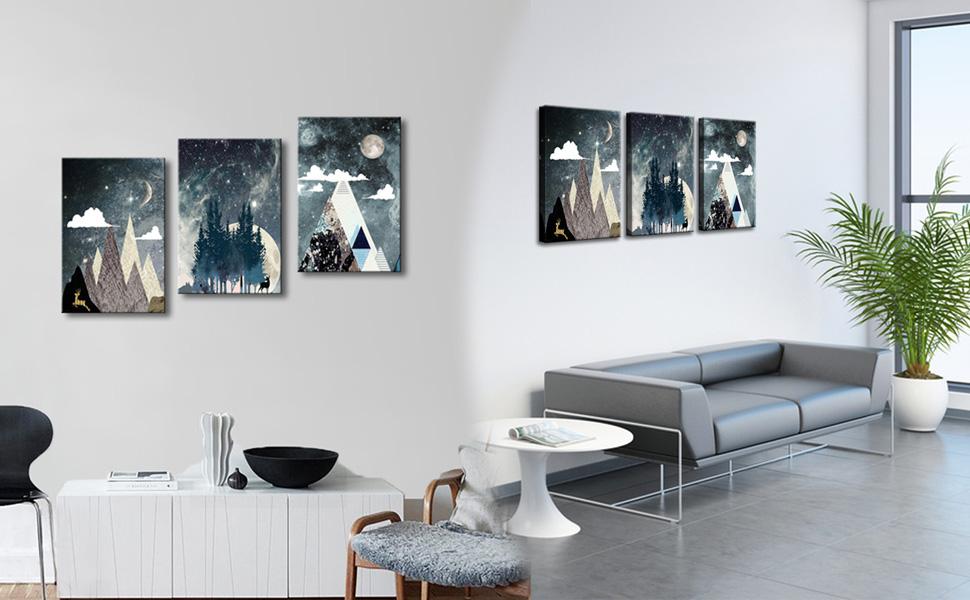 wall art for livingroom
