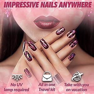 nail dipping powder kit