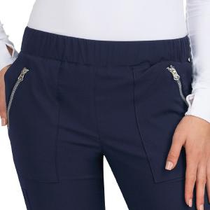 koi Basics 737 Women's Scrub Pant Elastic Medical Healthcare Uniforms Fashion