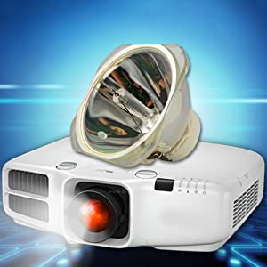 Decinat original OEM Osram, Philips, Ushio replacement projector lamps for Epson, BenQ, Optoma, Sony