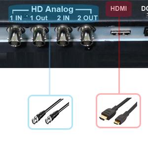 3D connectors