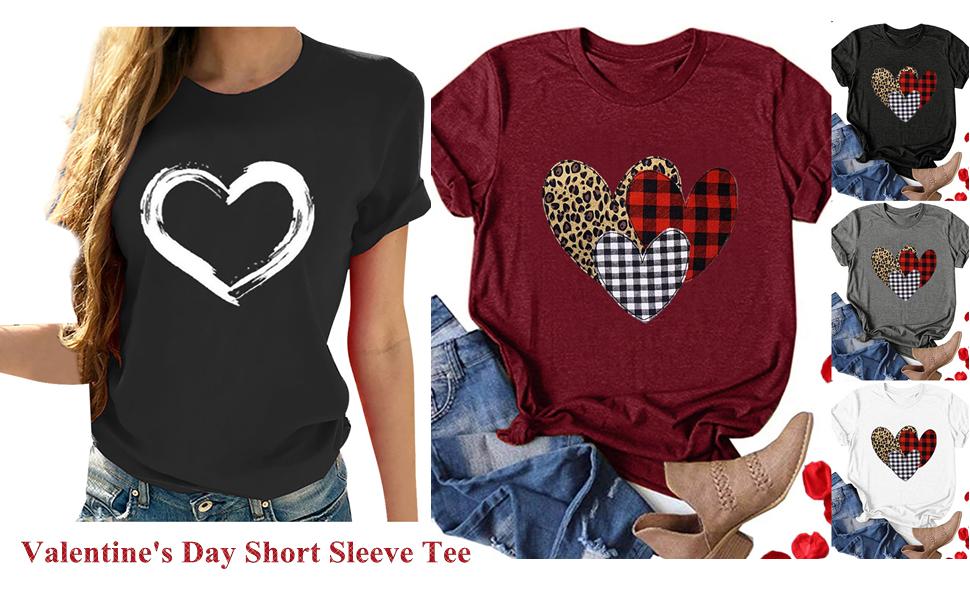 Valentine's Day T Shirts