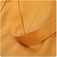 yellow trench coat for women