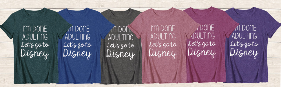 Women's t-shirt letters printed graphic tee tops