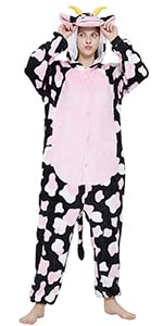 Adult Pink Cow
