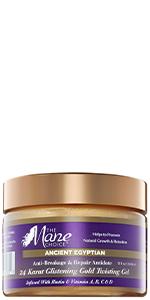 Anti-Breakage & Repair Antidote 24K Glistening Gold Twisting Gel