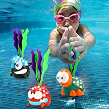 light up diving toys
