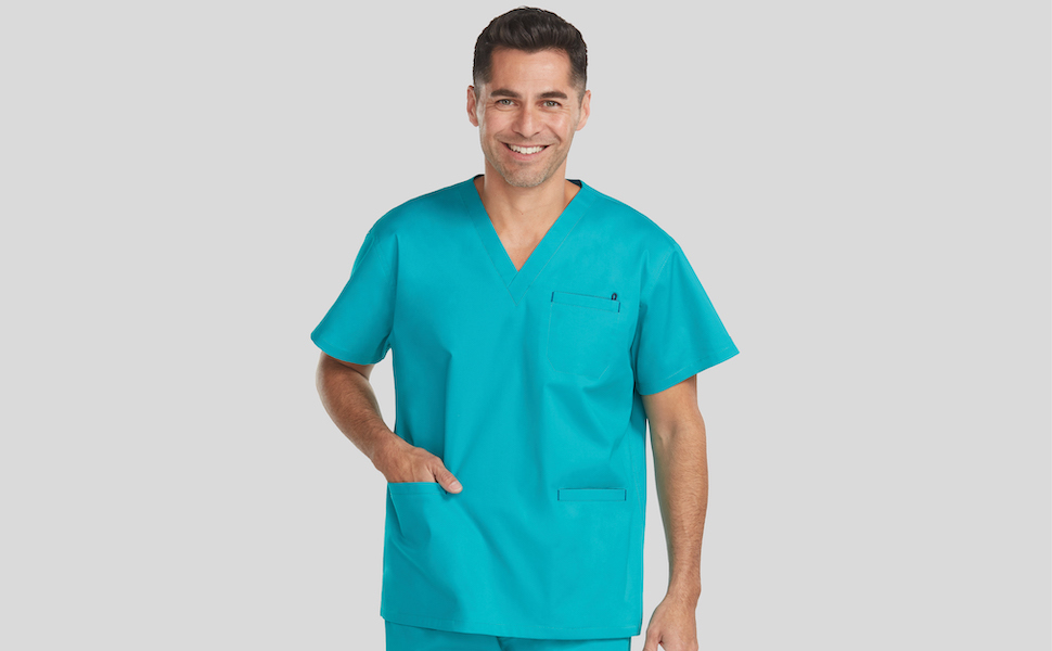 Scrubs for men work scrubs mens scrubs fashion scrubs doctor scrubs for men nurse scrub top for men