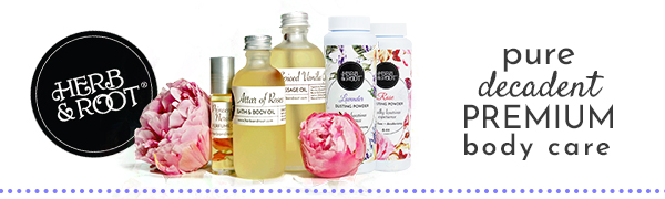 herb and root bath oils body oils perfume oils