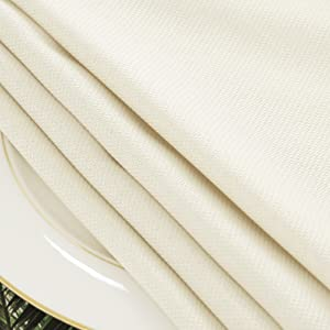 soft tablecloth