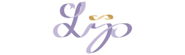 lijo decor logo white background
