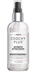 Coochy Plus After Shave Protection Mist Moisturizing