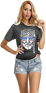 Have A Willie Nice Day Print Short Sleeve