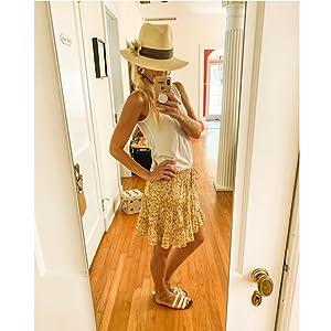 summer skirt for women