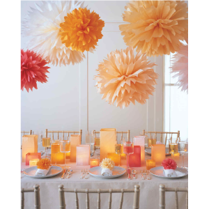 party decoration tissue paper diy craft kraft packing paper