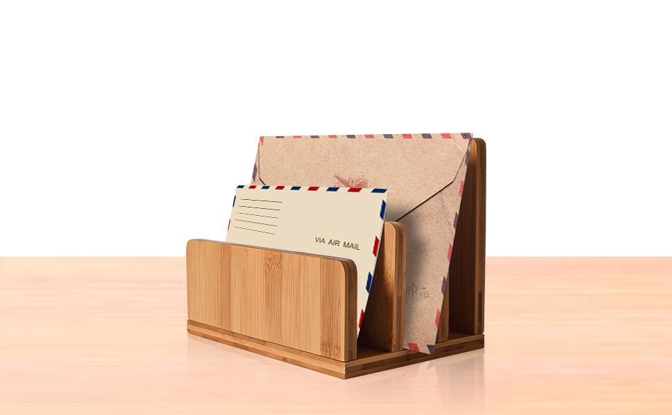 envelope holder  letter holder organizer