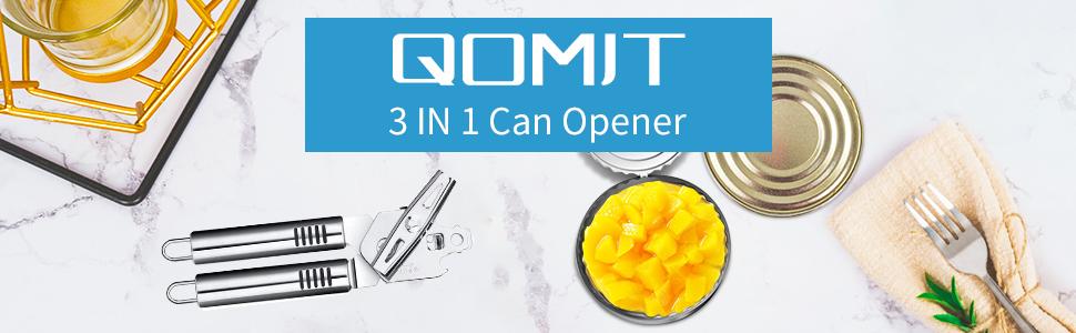 QOMJT Can Opener Manual