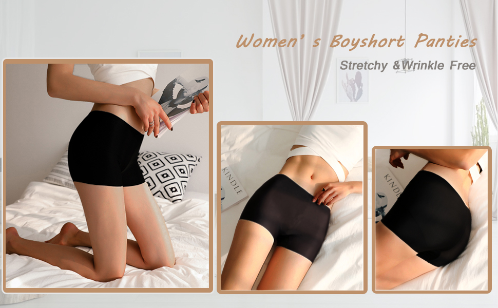 women's underwear shorts
