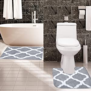 BATH RUG SET OF 2