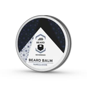 Vanilla Icon Beard Balm