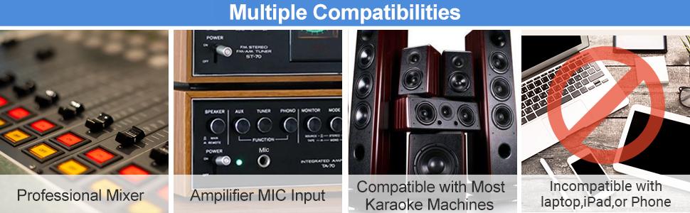 Multiple Cpmpatibilities