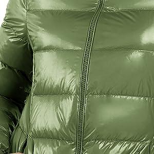 zip up full zipper