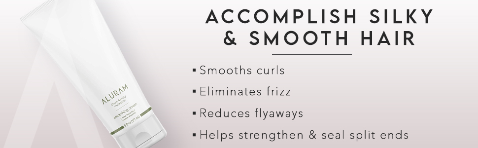 Get silky and smooth hair