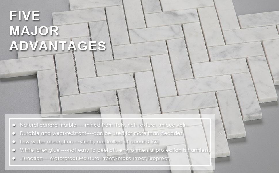 diflart-carrara-herringbone-marble-mosaic-tile-1x3-inch-backsplash-for-kitchen5