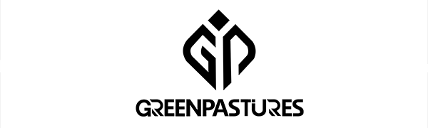 GreenPastures Night Light Projector Logo