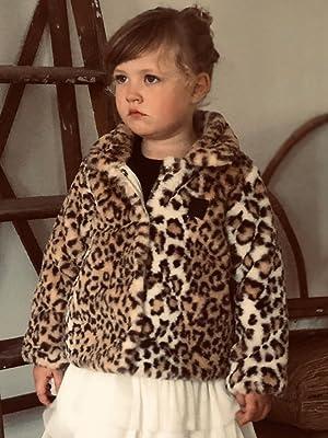 Classic Leo fur coat