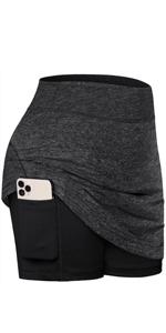 Tennis Skirt Golf Skorts