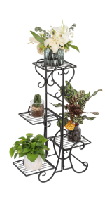 4 Tier Plant Stand(Square)