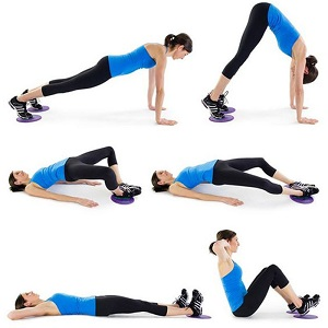 Workout exercise