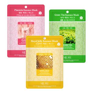 PLACENTA, GREEN TEA, ROYAL JELLY