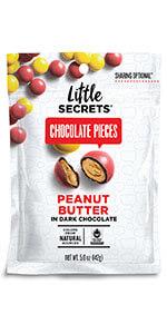 peanut butter pieces