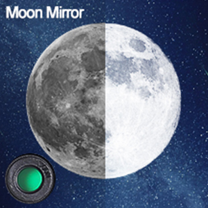 With Moon Mirror
