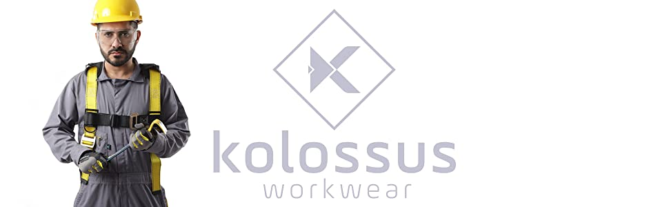 Kolossus Workwear Coveralls for men