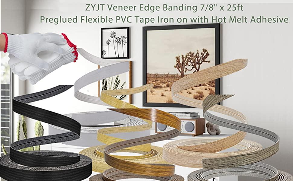 PVC Veneer Edging