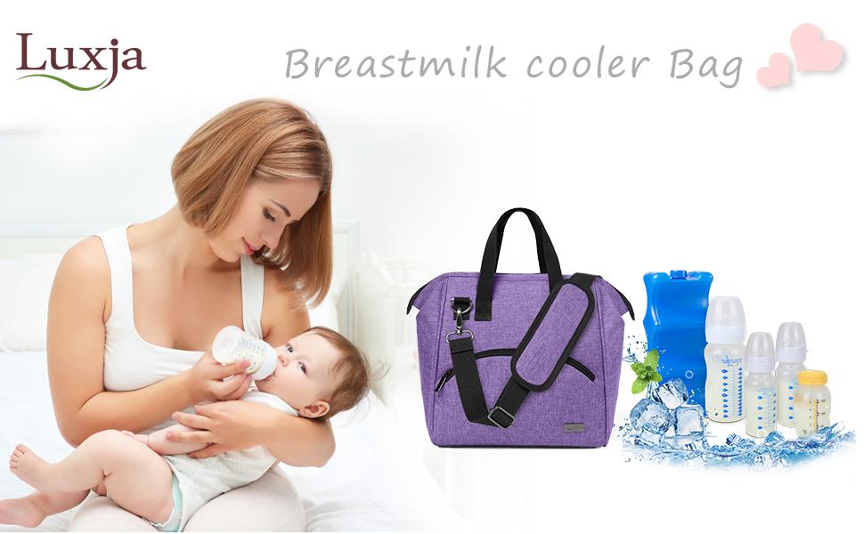breastmilk cooler