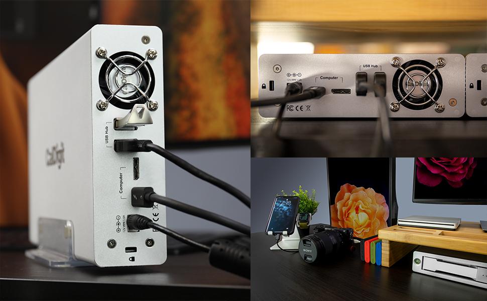 AV Pro 2 USB Hubs