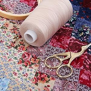 cotton quilting thread