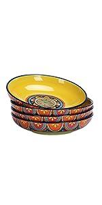 Bico Tunisian Dinner Bowls Set