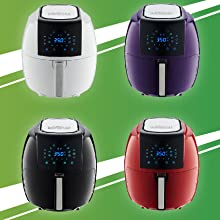 air-fryer-Colors